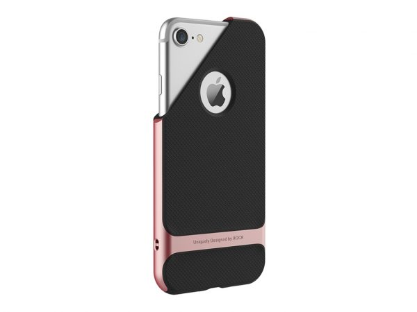 rock royce cover iphone 7 8 se 2020 rose gold