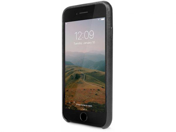 twelve south leather case iphone 7 8 black
