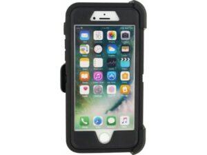 xccess survivorcase iphone 7 8 se black