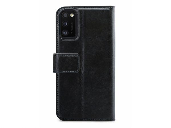 mobilize 2in1 gelly wallet case samsung galaxy a41 black