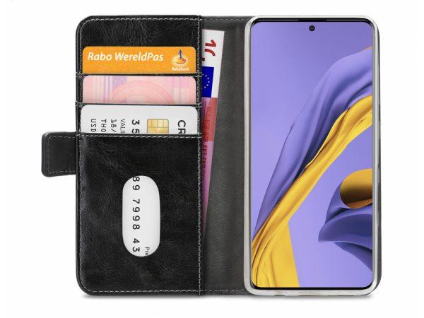 mobilize elite gelly wallet book case samsung galaxy a71 black